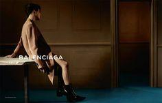 Balenciaga fall 2013 menswear campaign