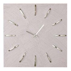 Spatulated Collection | Orologio Perla (dim. cm 50x50) Scopri di più su www.gioacchinobrindicci.it #madeinitaly #homi