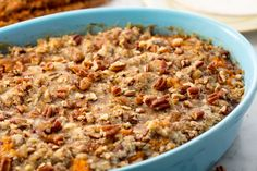 Sweet Potato CasseroleDelish