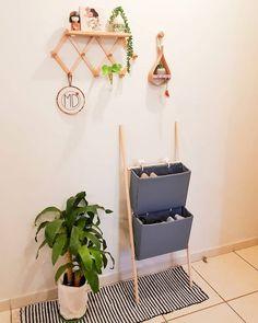Carton Diy, Indian Living Rooms, Aesthetic Bedroom, Diy Home Crafts, Hallway Decorating, Diy Bedroom Decor, Home Decor, Home Organization, Home Accessories