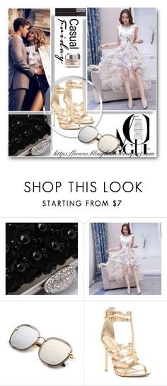 """""""// https://www.blingbridesbouquet.com/ // 1/V"""" by nura-akane ❤ liked on Polyvore featuring Chinese Laundry and Olay"""