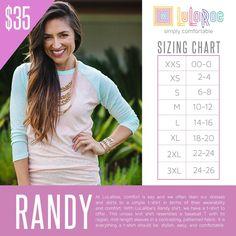 LuLaRoe Randy