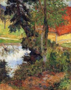 Paul Gauguin - (1848 -1903)