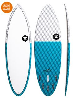 7S Slipstream - part of the new 7S range designed by Richie Lovett, the Slipstream is a user friendly one board quiver designed for performance.