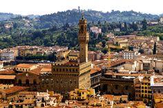 Firenze - Palazzo Vecchio - Italien