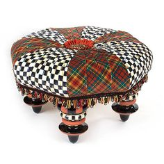 need to hack this for Davey's bathroom - Hay and Lewis tartans!
