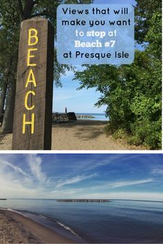 Discover why Beach at Presque Isle is a hidden gem in Erie, Pennsylvania with scenic views that you will want to visit. Weekend Trips, Day Trips, Weekend Getaways, Presque Isle State Park, Presque Isle Beaches, Places To Travel, Places To Go, Travel Destinations, Erie Beach