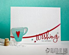 Love this card created by Barb Ghigliotty using Simon Says stamp Exclusives.