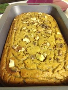 banana protein bread  -and tons more of healthy recipes