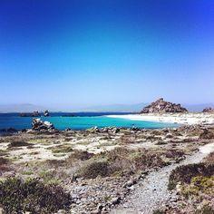 Isla Damas, Reserva Nacional Pingüino de Humboldt, IV Región de Coquimbo. Fotografía de Andrés Silva - Photo by chilediscovery