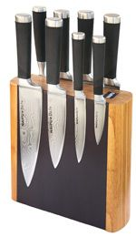 Chef's Knife Store stocks a range of professional chef knives and kitchen knife sets. Our Naifu knives are made with Damascus steel to guarantee performance. Woodworking Box, Woodworking Supplies, Kitchen Hacks, Kitchen Gadgets, Global Knife Set, Knife And Fork, Magnetic Knife Strip, Chef Knife, Knife Sets