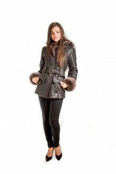 Leather Jacket, Coat, Jackets, Fashion, Studded Leather Jacket, Moda, Leather Jackets, Fasion, Peacoats