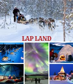 Get to know Lapland's magical nature and the Finnish way of life.