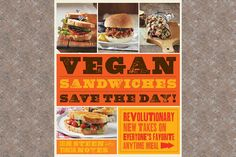 Book Review: Vegan Sandwiches Save The Day