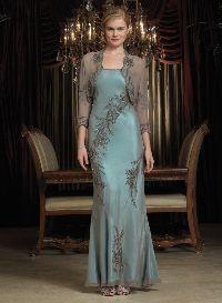 Full length Mother Groom Formal Dresses  Full Length Mother OF ...