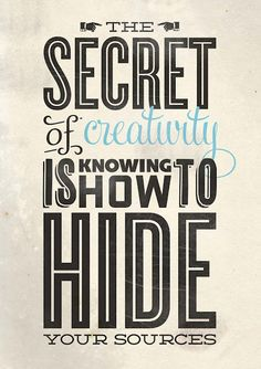 Secrets.