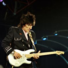 Rolling Stones - Ronnie Wood