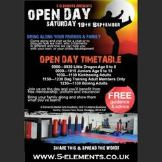 Open Day this Saturday.  #chowgar  #essex  #basildon  #chowgartonglong  #essex #kickboxing #muaythai  #twitter #boxing #mma #bjj