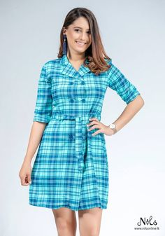 New Normal Frock Design in Sri Lanka Day Dresses, Short Dresses, Dresses For Work, Frock Dress, New Dress, Frocks And Gowns, Frock Patterns, Casual Formal Dresses, Party Frocks