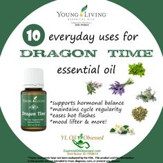 10 uses for Dragon Time™ | Essential Oil Obsessed