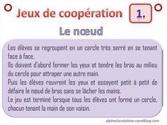 Jeux coopératifs (LaCatalane)