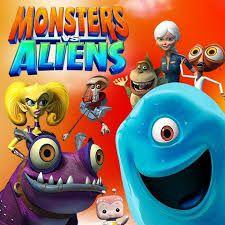 Rabbbids cartoon tv show - Bing Images Godzilla Wallpaper, Dreamworks Studios, Monsters Vs Aliens, League Of Extraordinary Gentlemen, Nickelodeon, Cartoon Tv Shows, Penny Dreadful, Minions, Bing Images