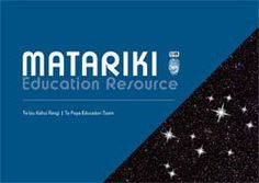 Education resources for Matariki from Te Papa Teaching Tools, Teaching Resources, Science Activities, Activities For Kids, Maori Legends, Waitangi Day, Student Behavior, Maori Art, Library Programs
