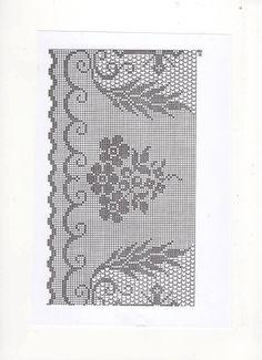 Crochet Lace Pattern for Church Linen Church por AuntieBsMemories