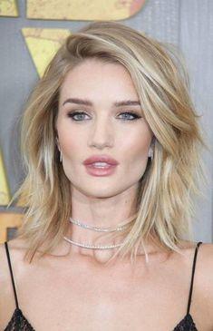 Schöne Frisuren Frauen Mittellang Alltägliche Frisur Schöne