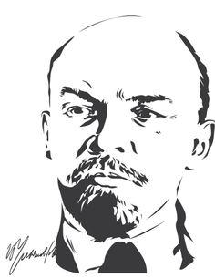 Vladimir Lenin by astayoga.deviantart.com on @DeviantArt