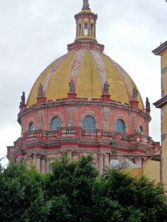 A colorful dome!