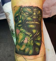 100 Incredible Hulk Tattoos For Men - Gallant Green Design Ideas Hulk Tattoo, Red Hulk, Superhero Design, Incredible Hulk, Tattoos For Guys, Dc Comics, Body Art, Avengers, Cool Designs