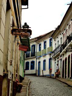 Ouro Preto- Minas Gerais , Brasil