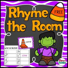 *FREE* Rhyme the Room