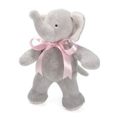 North American Bear Company First Friends Elephant, Pink, 11 by North American Bear Company, http://www.amazon.com/dp/B008AH799A/ref=cm_sw_r_pi_dp_HyP-rb11J4MSG