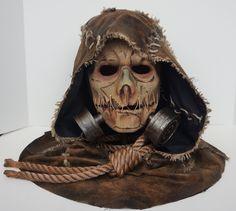 scarecrow batman arkham knight costume - Google Search