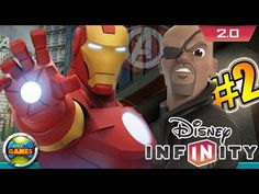 Disney Infinity PC 2.0 Marvel PC Gameplay #2 [Iron Man] PT BR