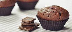 Muffins de Chocolate | O que há para comer ?