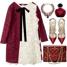 """En flamme"" by astoriachung on Polyvore"