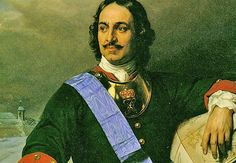 Peter I (Peter the Great) of Russia