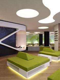 Nat. Fine Bio Food Restaurant Interior by eins:eins Architects » CONTEMPORIST#more-6794