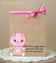 Peachy Keen Stamps Release Party Challenges