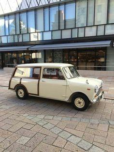 #Mini Estate Mini Countryman, Mini Clubman, Mini Coopers, Classic Mini, Classic Cars, Mini Morris, Morris Minor, Mini Things, Twin Turbo