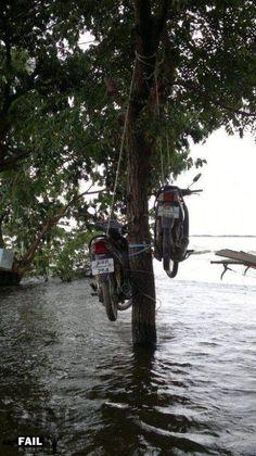 napi FAIL | » Thaiföldi árvíz WIN! [26 kép]