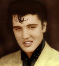 .young Elvis