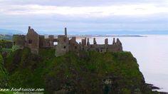 Dunluce Castle Ulster
