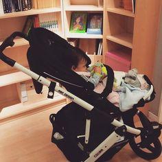 thanks @chunhsun #abcdesign #thinkbaby #abcdesign_cobra #cobra #little #sleeping #child #nice #sweet #cute #stroller #pushchair #kinderwagen #instagood #photooftheday #familytime