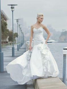 Bizzaro Bridal Couture - Drop-waist Wedding Dresses