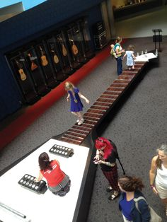 The world's largest playable guitar-- 43 feet long! | Guitar: The Instrument That Rocked the World