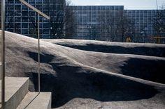 L'enfance du pli « Landscape Architecture Works   Landezine